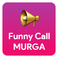 Funny Audio Download, Mirchi Murga Funny Calls